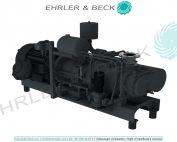 BUSCH COBRA NC 2500 B Screw Vacuum Pump