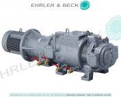 S-VSA Screw vacuum pump