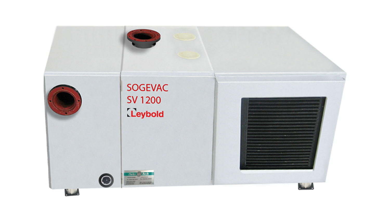 SOGEVAC Vakuumpumpen SV 1200